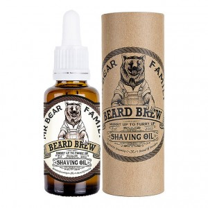 Mr Bear Family Shaving Oil 30 mL