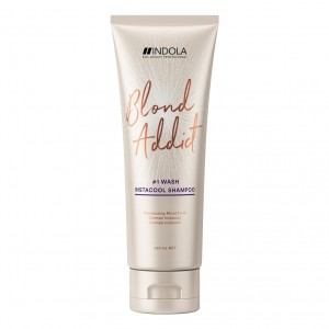 INDOLA Blond Addict Instacool Shampoo 250 mL