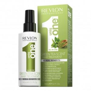 Uniq One Green Tea Scent Hair Treatment 150 mL