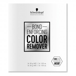 Schwarzkopf Bond Enforcing Color Remover 5 x 30 g