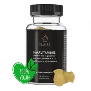 ️ISZABEAU Haarvitamines 180 g 60 stuks