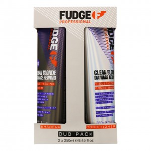 Fudge Clean Blonde Damage...