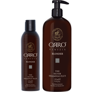 ORRO - The Silver Shampoo...